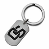 Oregon State Beavers Stainless Steel Key Ring