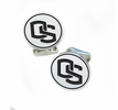 Oregon State Beavers Sterling Silver Cufflinks