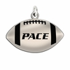 Pace Setter Football Charm