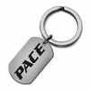 Pace Setters Stainless Steel Key Ring