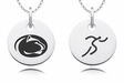 Penn State Nittany Lions Cross Country Charm