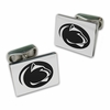 Penn State Nittany Lions Sterling Silver Cuff Links