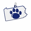 Pennsylvania State Nittany Lions Logo State Charm