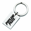 Portland Pilots Stainless Steel Key Ring