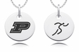 Purdue Boilermakers Cross Country Charm