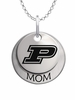 Purdue Boilermakers MOM Necklace