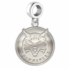 Quinnipiac Bobcats Dangle Charm