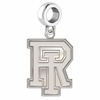 Rhode Island Rams Dangle Charm