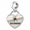 Richmond Engraved Heart Dangle Charm