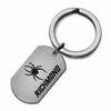 Richmond Spiders Stainless Steel Key Ring
