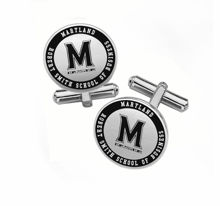 Robert Smith School of Business Cuff Links