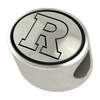 Rutgers Scarlet Knights Bead