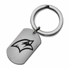 Saginaw Valley Cardinals Stainless Steel Key Ring