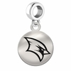 Saginaw Valley State Round Dangle Charm