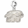 Saint Joseph's Hawks Dangle Charm