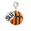 Saint Louis Billikens Crystal Drop Charm