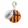Salem State Vikings Crystal Drop Charm