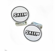Salem State Vikings Sterling Silver Cufflinks