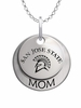 San Jose State Spartans MOM Necklace