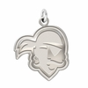 Seton Hall Pirates Natural Finish Charm