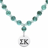 Sigma Kappa Turquoise Necklace