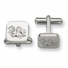 South Carolina Gamecocks Stainless Steel Cufflinks