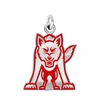 South Dakota Coyotes Logo Charm