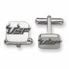 South Florida Bulls Stainless Steel Cufflinks