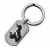 South Florida Bulls Stainless Steel Key Ring