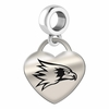 Southeast Missouri Engraved Heart Dangle Charm