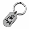 Southeast Missouri Redhawks Stainless Steel Key Ring
