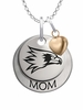 Southeast Missouri State Redhawks MOM Necklace with Heart Charm