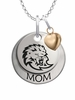 Southeastern Louisiana Lions MOM Necklace with Heart Charm