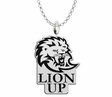 Southeastern Louisiana Lions Spirit Mark Charm