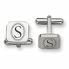 Southeastern Louisiana Lions Stainless Steel Cufflinks