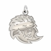 Southeastern Louisiana Lions Natural Finish Charm