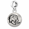 Southeastern Louisiana Round Dangle Charm