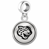 Southern Jaguars Border Round Dangle Charm
