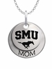 Southern Methodist Mustangs MOM Necklace