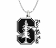Stanford Cardinal Spirit Mark Charm