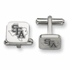 Stephen F Austin State Lumberjacks Stainless Steel Cufflinks
