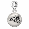 Stony Brook Round Dangle Charm