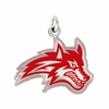 Stony Brook Seawolves Logo Charm