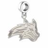 Stony Brook Seawolves Dangle Charm