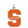 Syracuse Orange Logo Charm