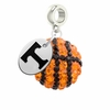 Tennessee Volunteers Crystal Drop Charm