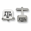Texas A&M Aggies Stainless Steel Cufflinks