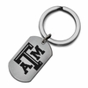 Texas A&M Aggies Stainless Steel Key Ring