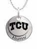 Texas Christian Horned Frogs Alumni Necklace
