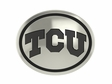 Texas Christian Horned Frogs Bead
